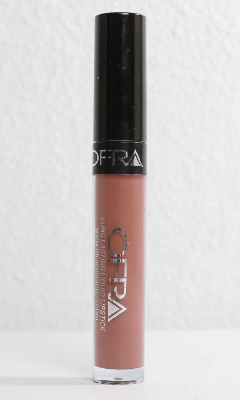 Boxycharm June 2018 - Ofra Liquid Lipstick in Verona