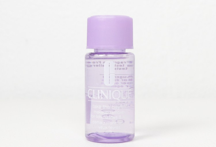 Clinique - Take The Day Off Makeup Remover For Lids, Lashes and Lips