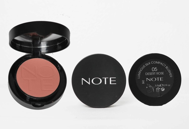 Note Cosmetics - Luminous Silk Compact Blusher