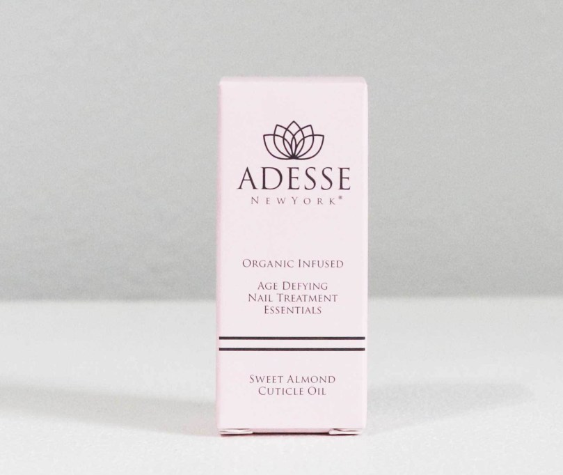 Adesse - Sweet Almond Cuticle Oil