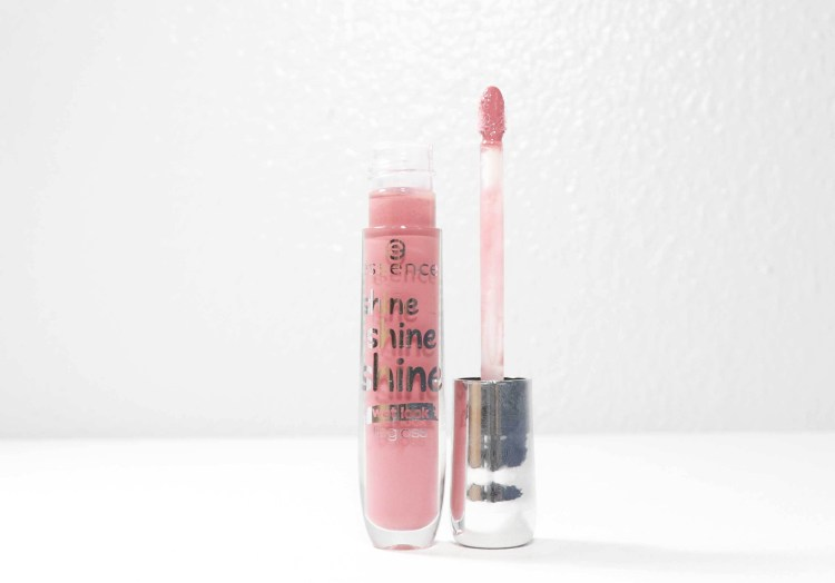 Essence Shine Shine Shine Lip Gloss 'Happiness in a Bottle'