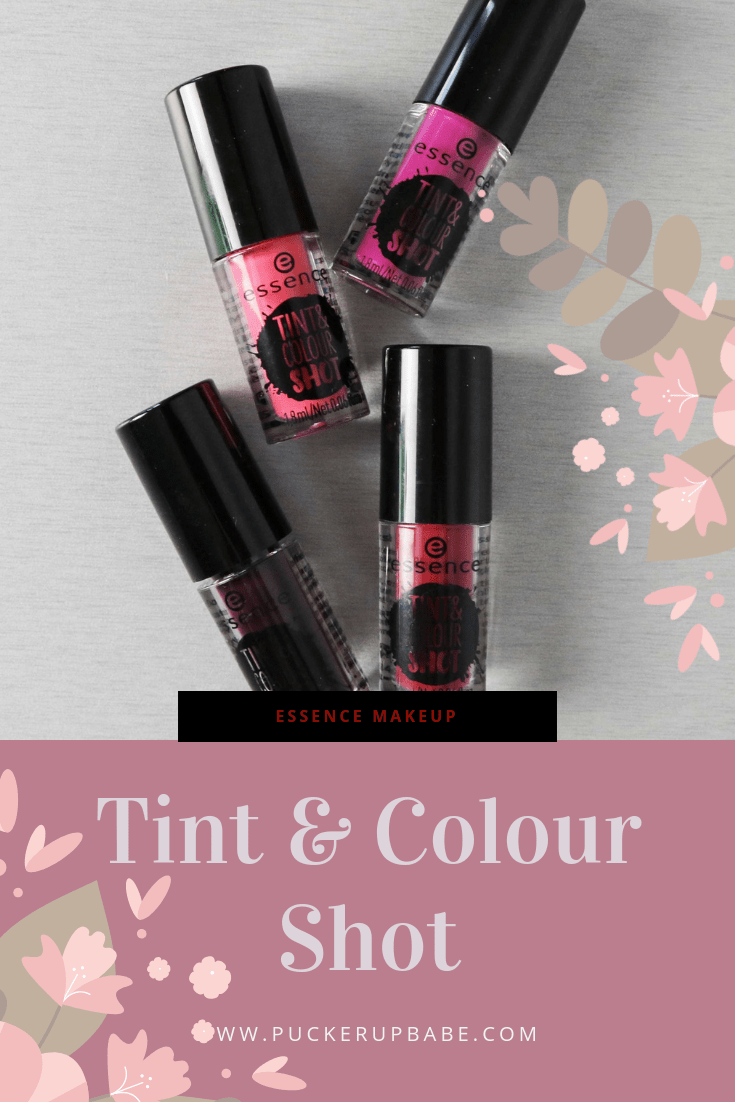 Essence Makeup Tint and Colour Shot