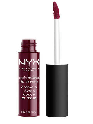 NYX Soft Matte Lip Cream - Copenhagen