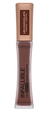L'Oreal Infallible Pro Matte Liquid Lipstick Les Chocolat - 70% Yum
