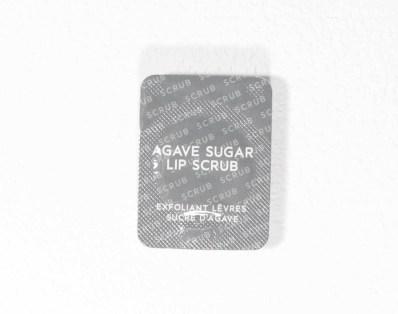 Agave Sugar Lip Scrub