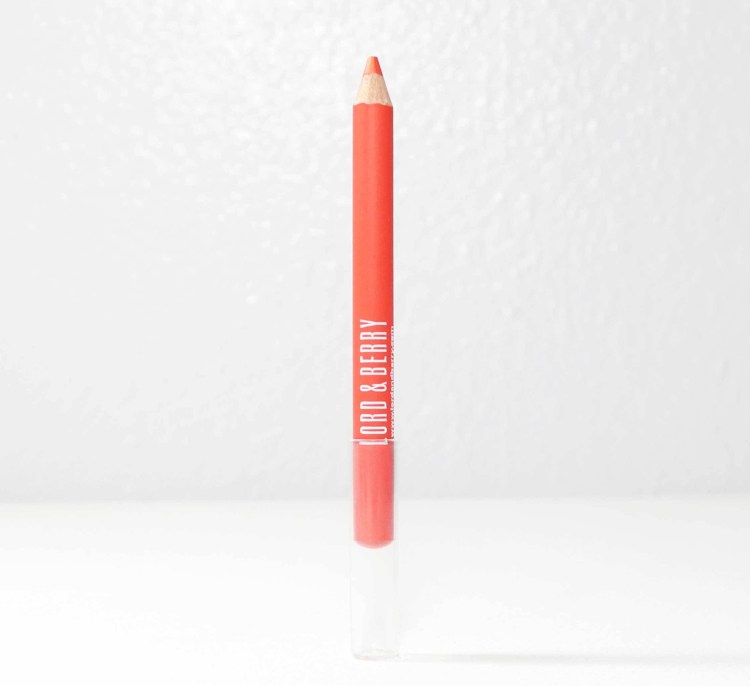 Lord and Berry Lip Pencil in Mandarin
