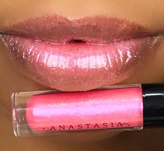 Anastasia Beverly Hills Pink Tourmaline Lip Gloss