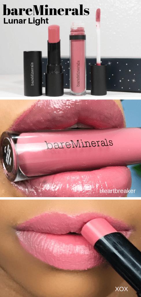 bareMinerals Lunar Light Lipstick Duo