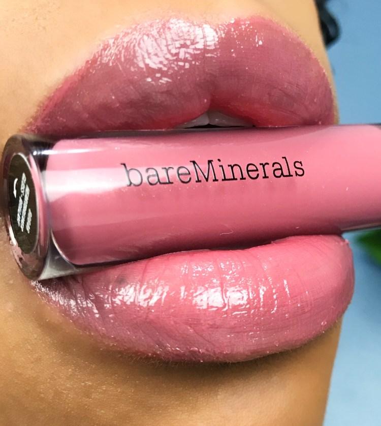 bareMinerals GEN NUDE Buttercream Lip Gloss in Heartbreaker
