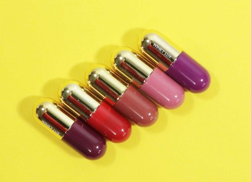 Winky Lux Mini Lip Pill Kit