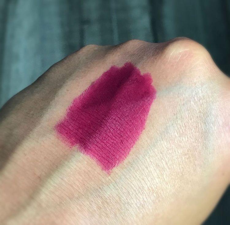 Zara Ultimatte Lipstick UM11