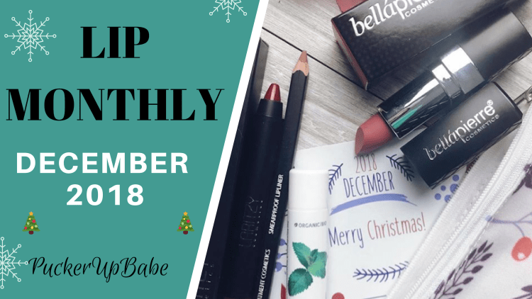 Lip Monthly December 2018
