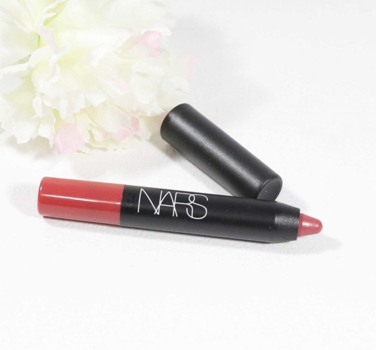 NARS Velvet Matte Lip Pencil in Dolce Vita