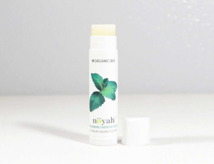 Noyah Organic Lip Balm