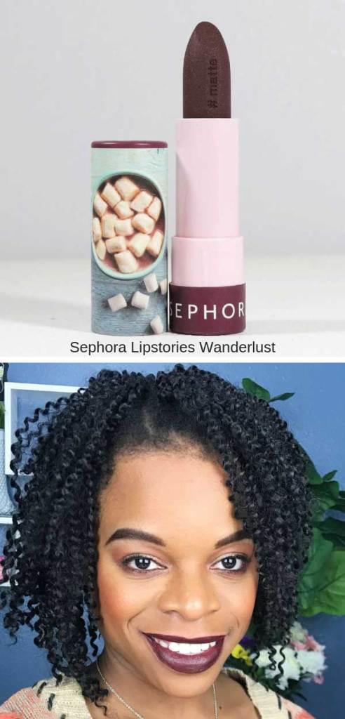 Sephora Lipstories Wanderlust