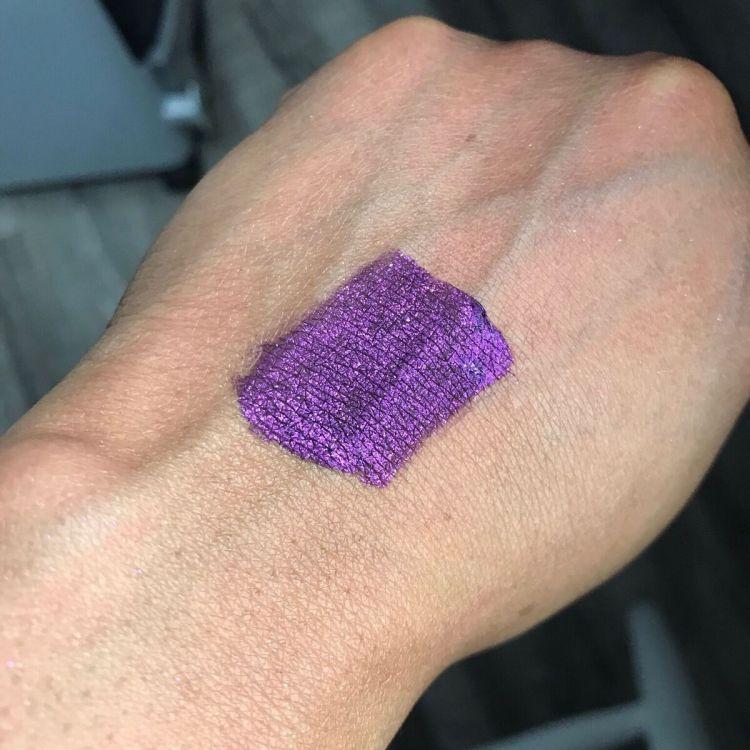 Essence Cosmic Cuties Glitter Switch Liquid Lipstick in Shimmering Violet