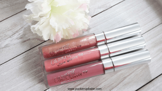 Colourpop Bisous Bisous Lip Bundle