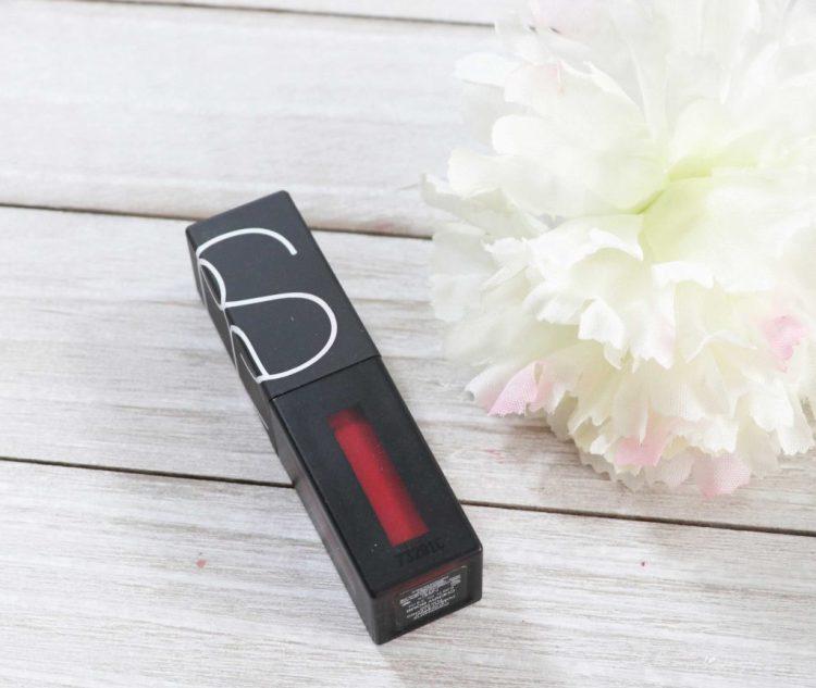 NARS Cherry Bomb Lipstick