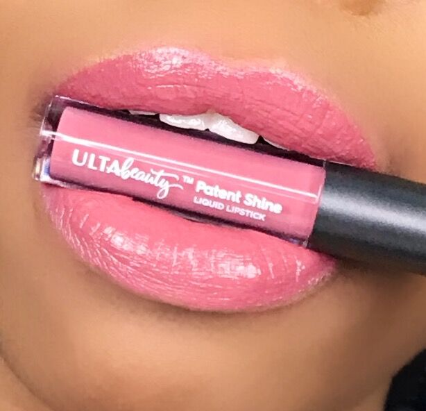 Ulta Beauty Patent Shine Liquid Lipstick Venice