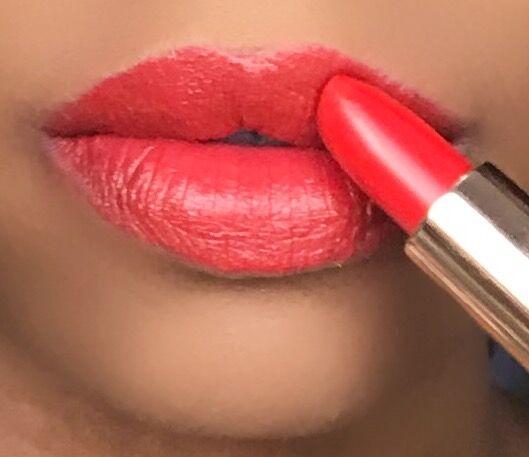 Flower Beauty Petal Pout Lip Color in Flamingo Flirt