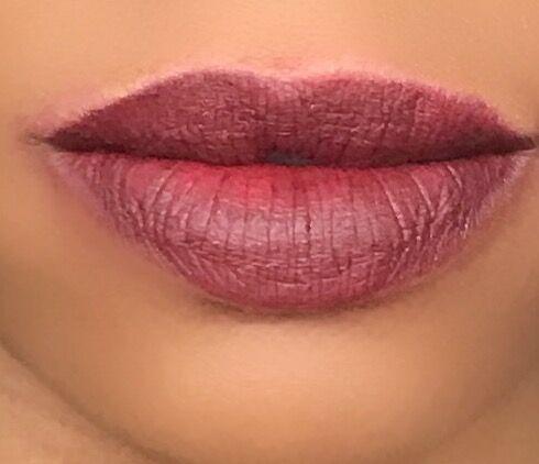 Disney X Colourpop Ursula Lipstick