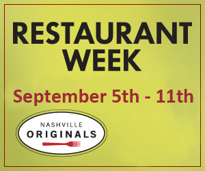 It's Restaurant Week 2011!