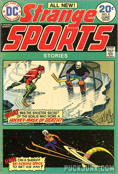 Strange Sports Stories, Volume 2, Number 5, May--June 1974