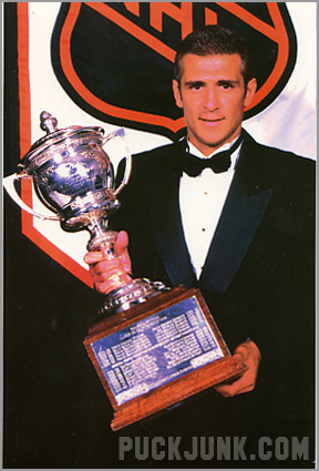 1998-99 Panini Photocards - Ron Francis (Byng Trophy)