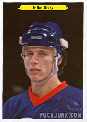 1980-81 OPC Super Photos #12 - Mike Bossy