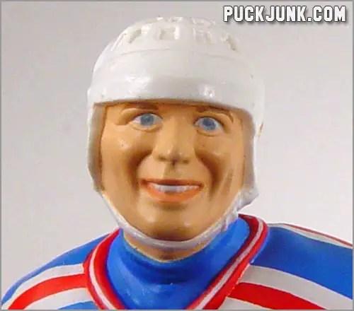Wayne Gretzky Ornament  - close up