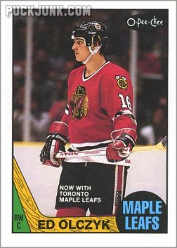1987-88 OPC #104 - Ed Olczyk