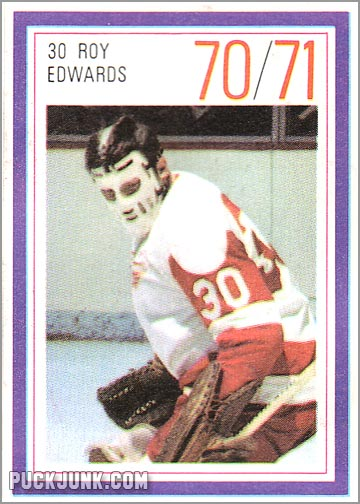 1970-71 Esso Roy Edwards