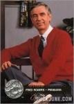 Mister Rogers' Hockey Card