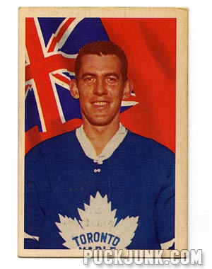 1963-64 Parkhurst #2 - Don Simmons