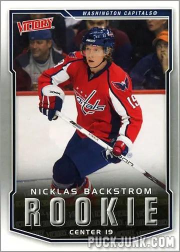 2007-08 Victory #331 - Nicklas Backstrom