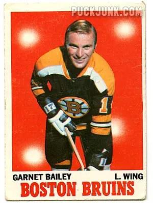 """Garnet """"Ace"""" Bailey"""