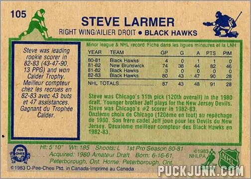 Steve Larmer