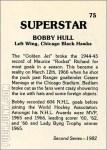 Bobby Hull, Superstar