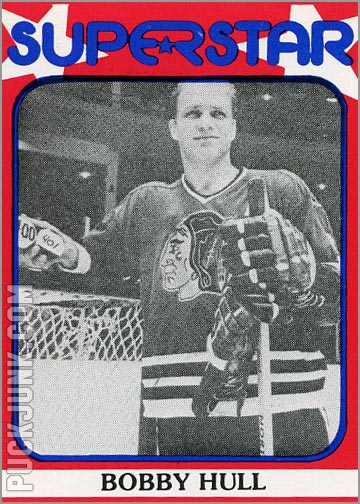 Bobby Hull, Superstar