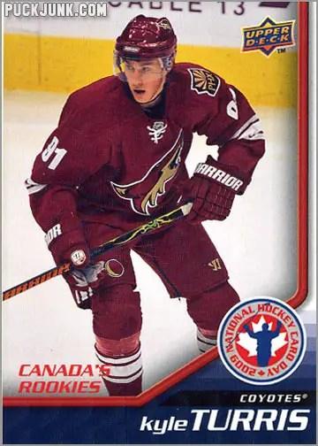 2009 National Hockey Card Day #2 - Kyle Turris