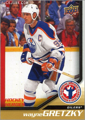 2009 National Hockey Card Day #11 - Wayne Gretzky