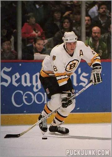 1990-91 Boston Bruins Cam Neely
