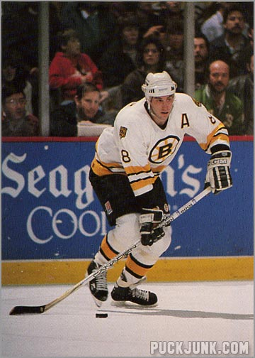 1990-91 Boston Bruins Cam Neely