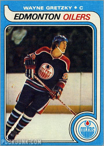 1979-80 Topps #18 - Wayne Gretzky