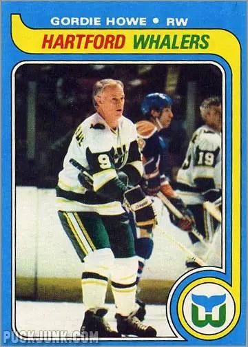 1979-80 Topps #175 - Gordie Howe