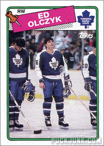 1988-89 Topps #125 - Ed Olczyk