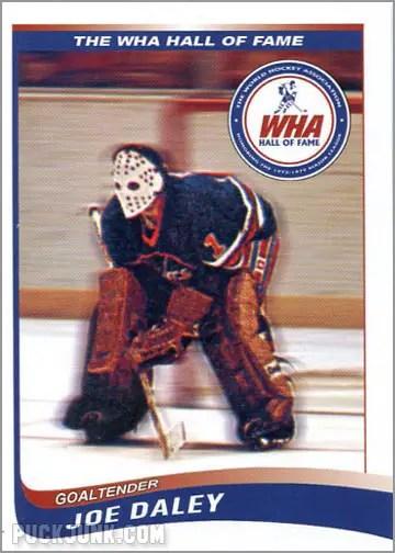 2010 WHA Hall of Fame #5 - Joe Daley