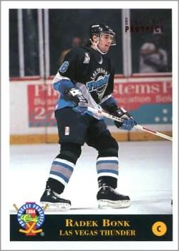 1993-94 Classic Pro Prospects Radek Bonk