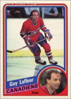 1984-85 OPC #264 - Guy Lafleur