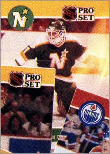 1990-91 Pro Set Kari Takko - A card that never was